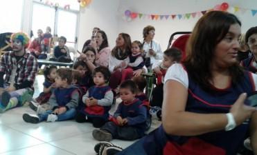 Los Jardines Maternales festejan el Día del Niño