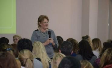 Continúa el Seminario sobre Maltrato y Abuso Sexual Infantil