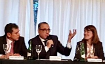 Szelagowski disertó en el Primer Congreso Provincial de Magistrados de la Provincia de Buenos Aires.