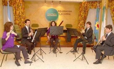 Vientos de Olavarría presenta Homenaje a Astor Piazzola