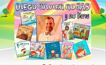 Encuentro con el escritor Diego Rojas