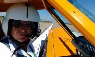 Tras el hallazgo del Avión siniestrado habló por LU32 Eduardo Génova