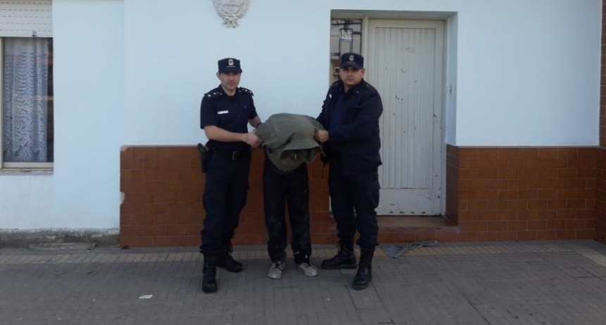 Un detenido por ebriedad e incitación a la pelea