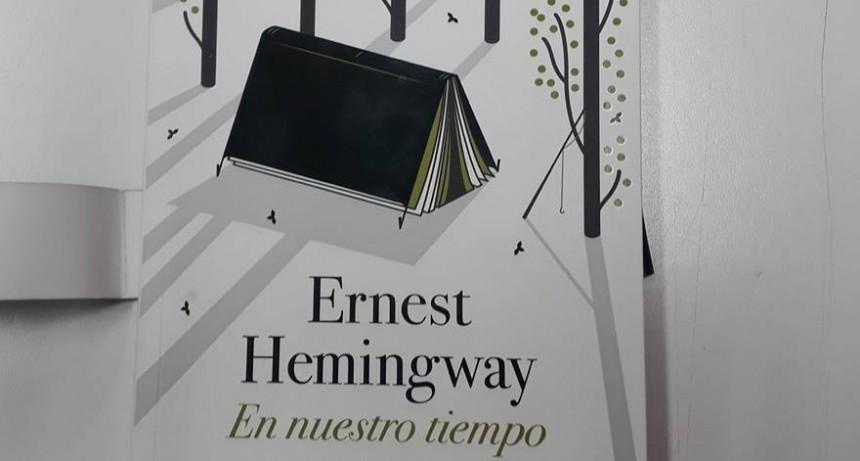 Hemingway inédito en La Biblioteca