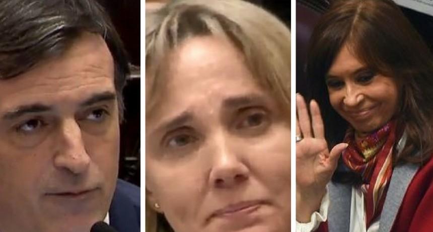 Interrupción voluntaria del embarazo: cómo votaron los senadores por Buenos Aires