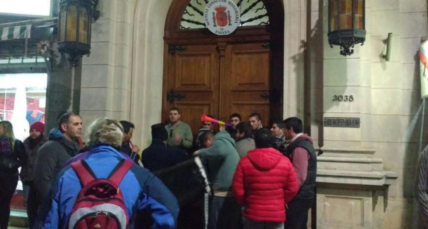 Incidentes en el HCD: Se resolvió la situación de los acusados