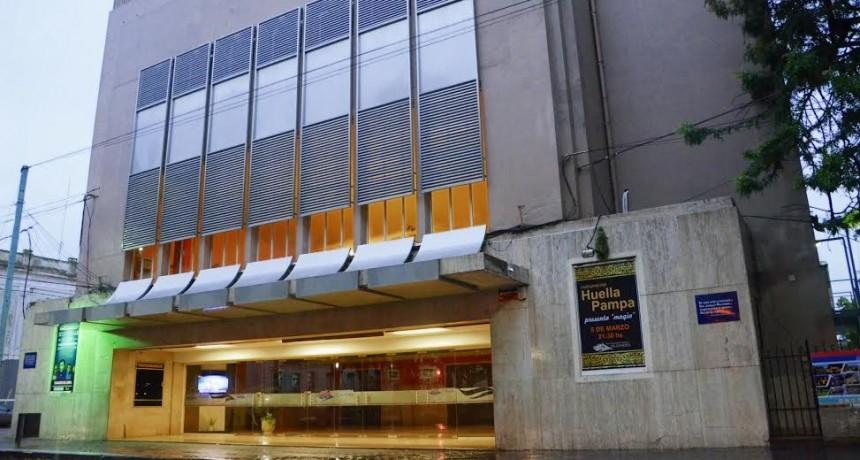 Cierra el Teatro Municipal por reparaciones
