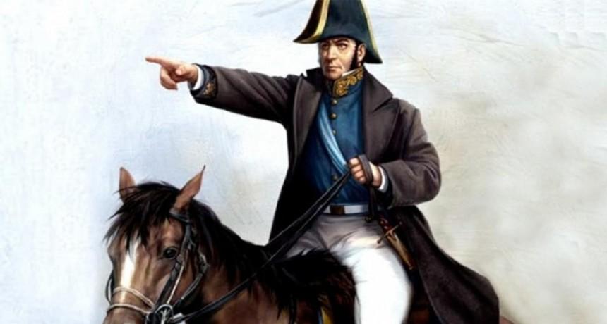 Fue el único general que hizo su campaña con su biblioteca a cuestas