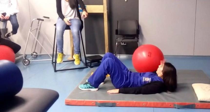 'El músculo a cualquier edad se atrofia y a cualquier edad se fortalece'