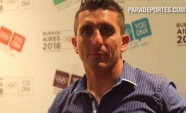 Lucas Díaz Aspiroz clasificó a Rio Janeiro 2016