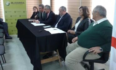 Semana de la Industria: Convenio de colaboración entre la Municipalidad de Olavarría y la Facultad de Ingeniería