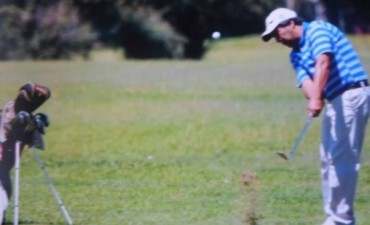 Golf: ganaron Néstor Leiva, Valeriano Chinelli y Miguel Gómez