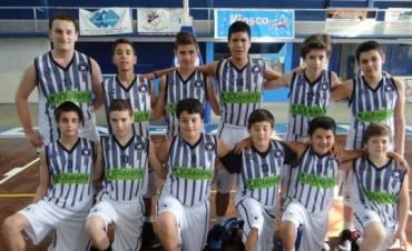Zonal U 13 de Basquetbol: Union de Mar del Plata debió retirarse