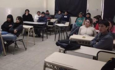 Fundación Loma Negra y el Municipio brindan talleres de educación vial en secundarias