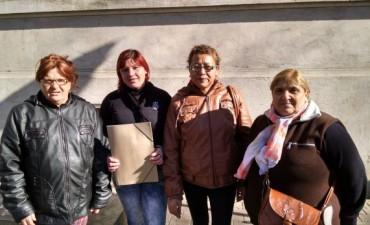 Los vecinos de SCAC-Villa Magdalena entregaron firmas al municipio