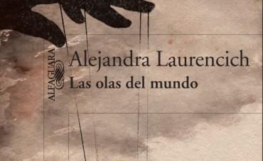 Feria del Libro: Alejandra Laurencich dialogó con Radio Olavarría