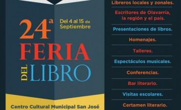 """""""Libros en Olavarría"""": Expectativas por las últimas horas de la Feria"""