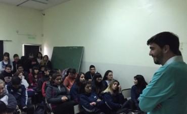 """Galli: """"Lo mejor de la municipalidad son los empleados"""""""