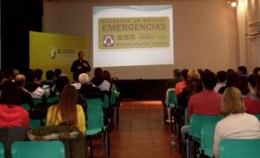 Capacitación en RCP y primeros auxilios para clubes de nuestra ciudad