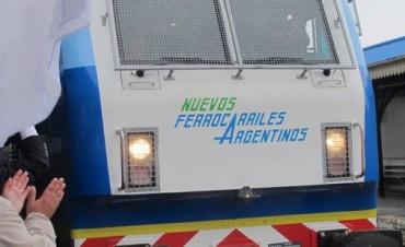 Pasajes agotados hacia Olavarría en el nuevo tren