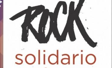 Rock solidario en Espigas