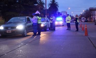 Conductores infraccionados por conducir en estado de ebriedad