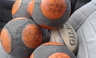 Santiago Casey: la pelota es como una semilla