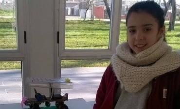 Pequeños Inventores: alumna del Colegio de Rosario resultó premiada
