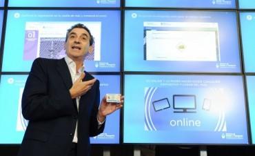 Randazzo anunció curso teórico para obtener la Licencia Nacional de Conducir