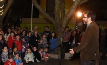 """Liniers en Olavarría con """"Una Muestra Macanuda"""""""