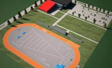 Avanza el proyecto para la construcción de un Polideportivo Municipal