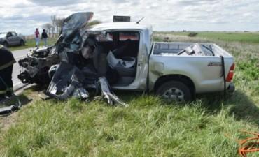 Un hombre murió en un grave accidente en ruta 51