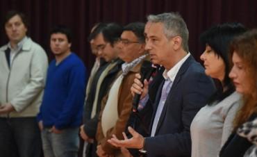 Eseverri convocó a la participación juvenil en la inauguración del Concejo Deliberante Estudiantil