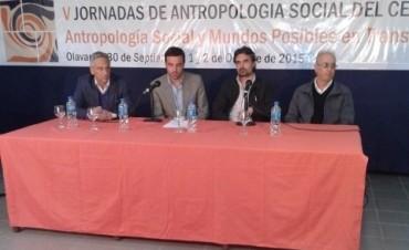 Quedaron inauguradas las Jornadas de Antropología en Olavarría