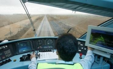 La experiencia de un maquinista de tren