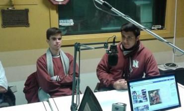 Olimpiadas de Biología: Alumnos del Colegio Rosario participan de la instancia iberoamericana