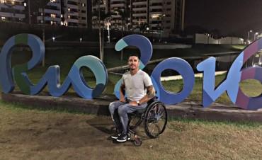 Lucas ya está en Río y en DXTV con #MásConvivencia
