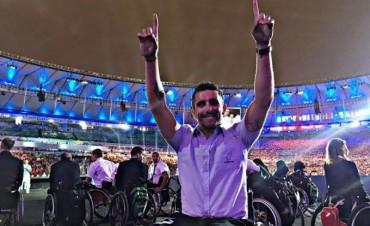 """Lucas Díaz Aspiroz: """"Quiero compartir lo que estoy viviendo"""""""