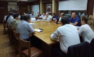 El municipio pide Gendarmería, Seguridad Vial y la vuelta de los policías que están en Lanús