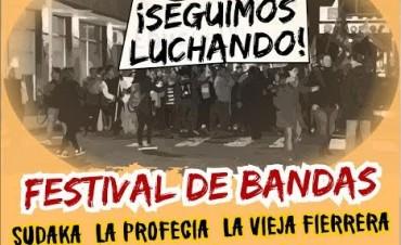 Recuerdan con un festival la noche de los lápices y piden por Julio López
