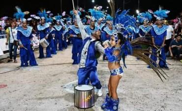 Bahía Ba representando a Olavarría en distintos eventos