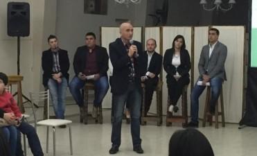 Se presentó Olavarría Pública: un espacio para el estudio y la acción política