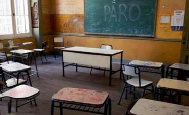 Alto acatamiento al paro docente