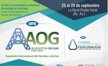 Expo Oil & Gas: continúa la convocatoria a empresas locales
