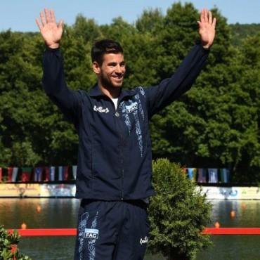 Agustín Vernice en su mejor momento deportivo