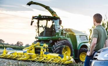 Pablo Cattani habló de forrajes y la tegnología en la maquinaría agrícola
