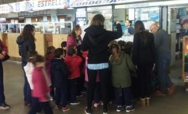 Terminal de Ómnibus: recorrido guiado para niños