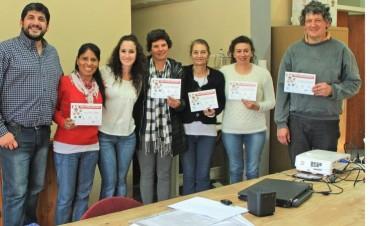Gestión emprendedora: talleres en las localidades