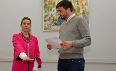 Mariana Diamanti juró como Secretaria de Salud municipal