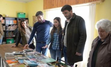 """Galli visitó la Sociedad de Fomento """"Independencia"""""""